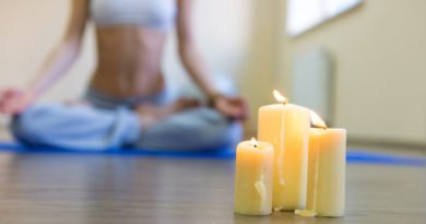 Yoga Eye Exercise: Improve Your Vision Naturally